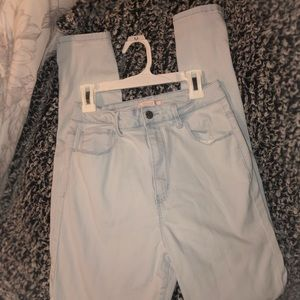 High Waisted Skinny Jeans - Never Worn! For. 21